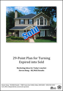 Microsoft Word - 29-point plan for turning expired into sold.doc