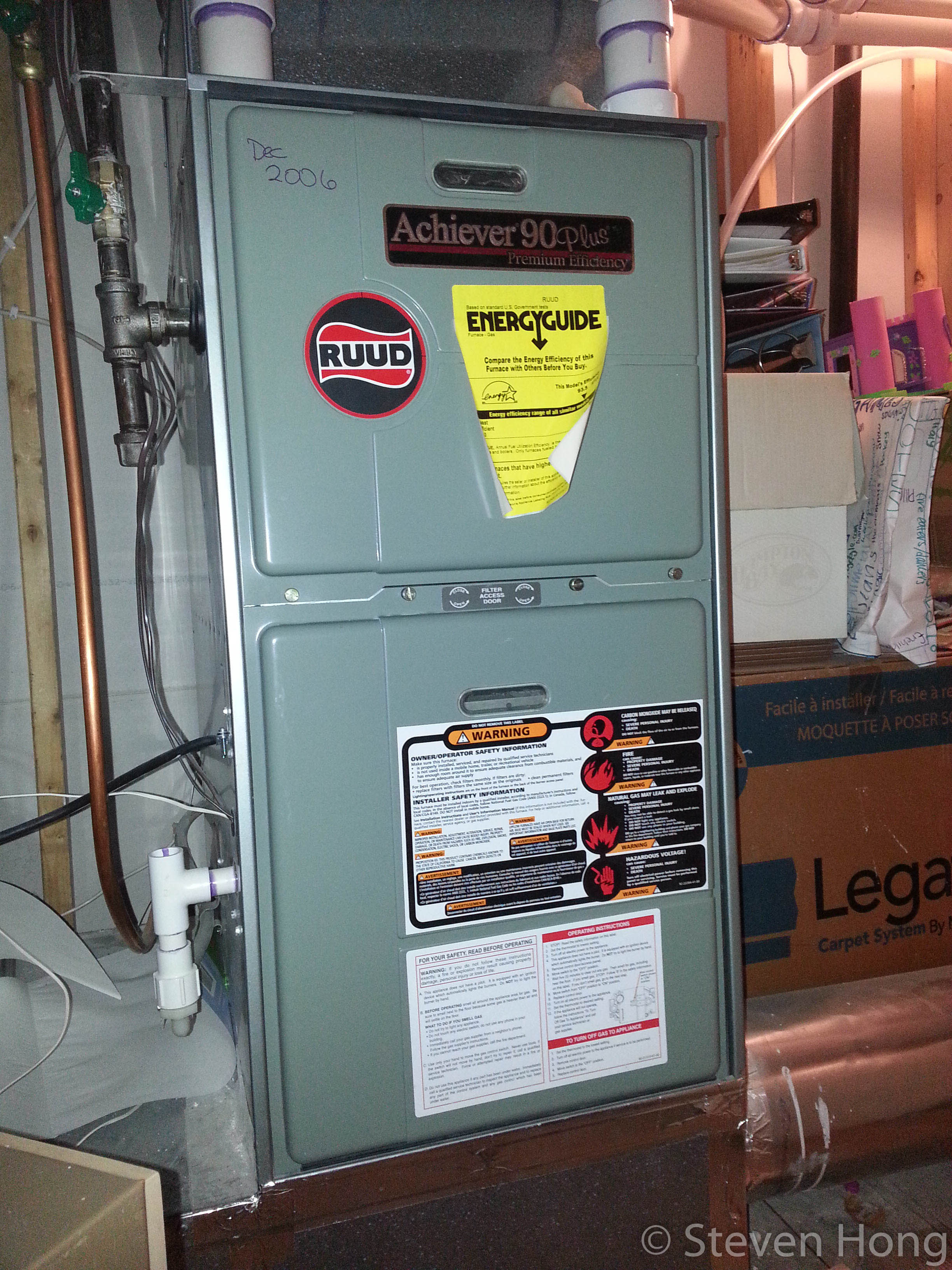 Furnace Minneapolis Real Estate Homes Gravity Wiring Forced Air